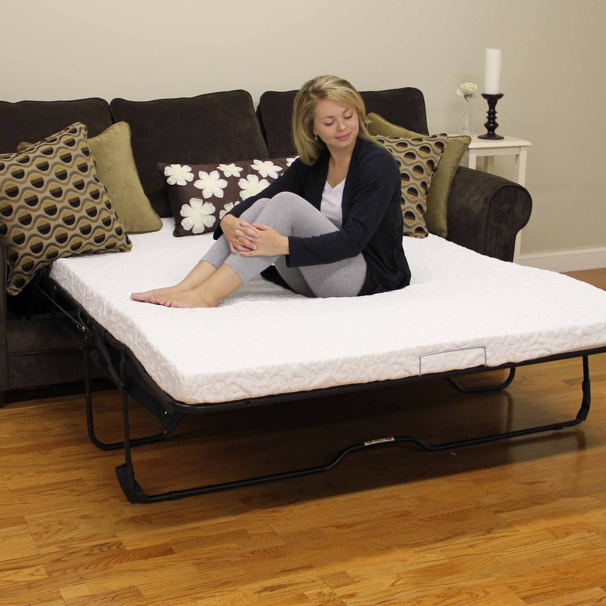 Attrayant Best Memory Foam Mattress For Sleeper Sofa