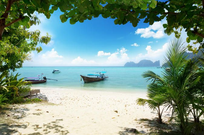 thailand how to get from phuket to phi phi