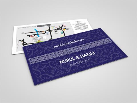 Design Kad Kahwin Ezcetak Com Design Kad Kahwin Book Cover