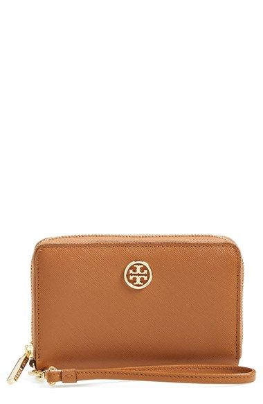 46364c2c8a6 Tory Burch  Robinson  Smartphone Wristlet available at  Nordstrom ...