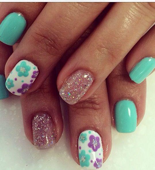 The Nail Lounge, Miramar, Fl | Nail Styles | Pinterest | Designer ...