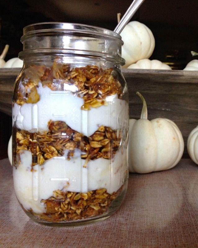 Gluten-Free Pumpkin Granola | Recipe | Pumpkin granola ...