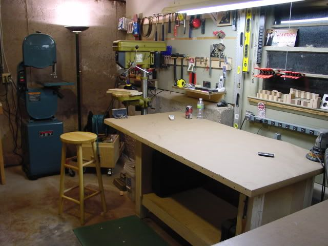 My Garage WoodShop