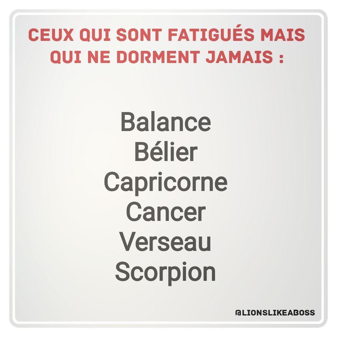 Toujours Fatiguee Capricorne Signe Astrologique Zodiaque