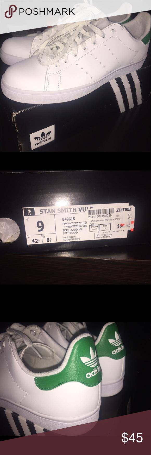 adidas stan smith (numero 9) stan smith, adidas stan smith