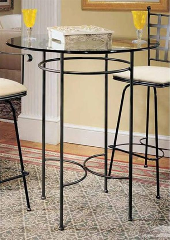 Kitchen Cozy Tall Kitchen Table For Large Kitchen Design Large