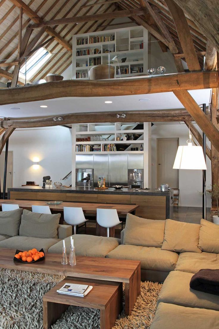 Droomboerderij huis interieur pinterest casas de for Disenar mi casa