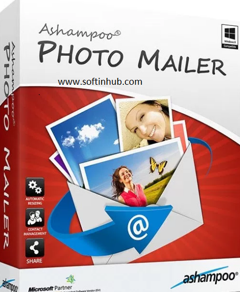 Ashampoo Photo Mailer mac