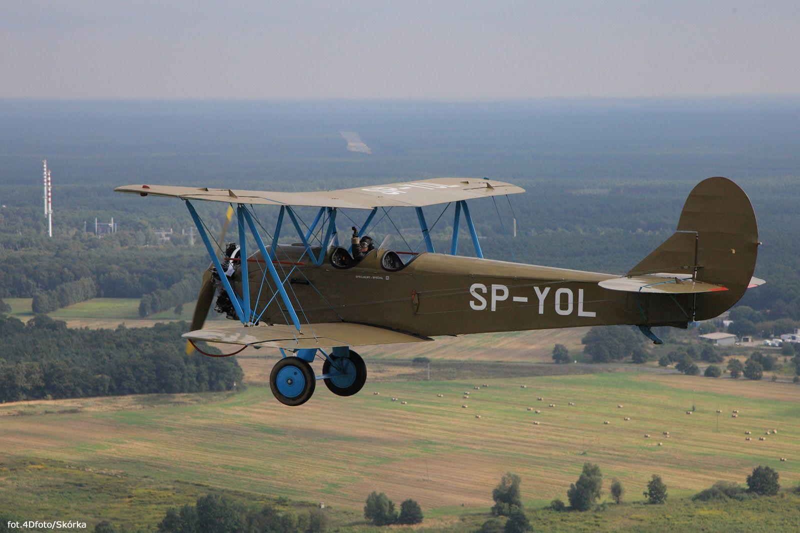 fot. 4Dfoto/Skórka Samolot