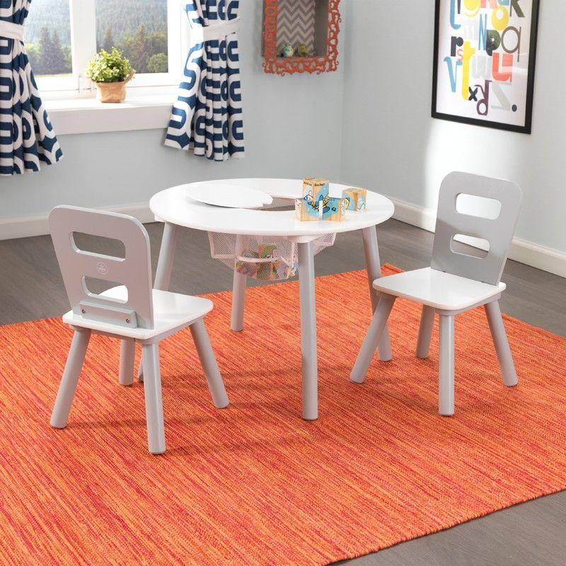 Conjunto mesa y dos sillas para niños de la marca KidKraft