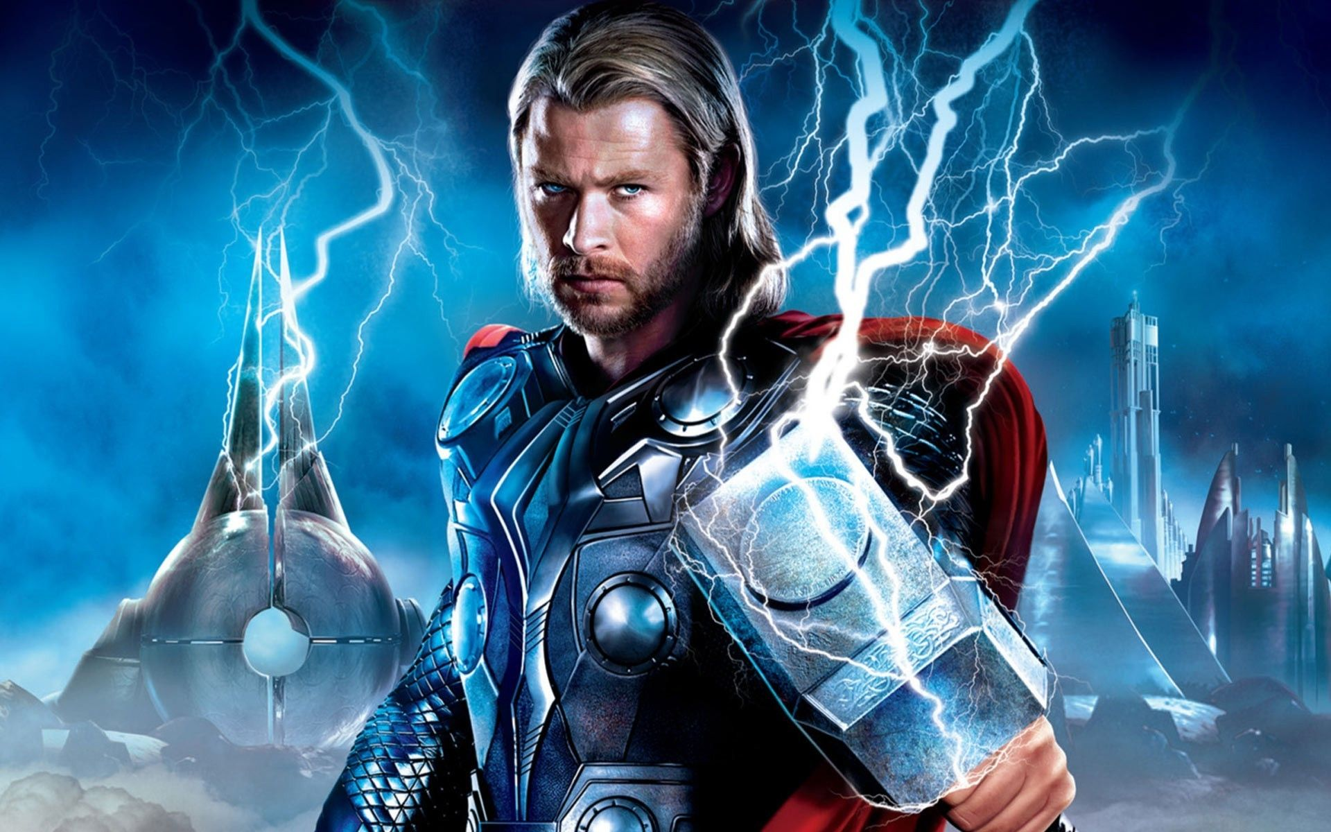 Thor Hd Wallpapers For Desktop Download Chris Hemsworth