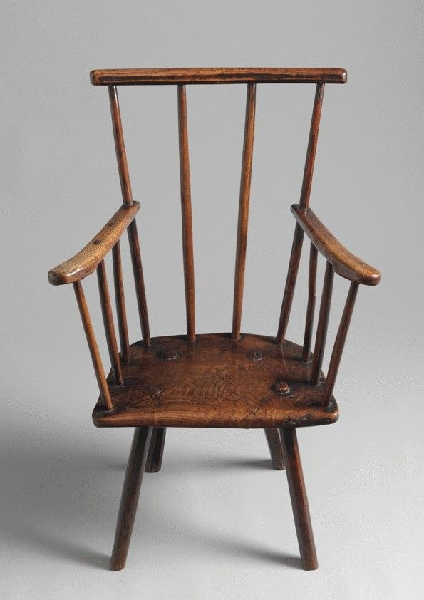george iii period primitive comb back windsor chair ash english circa 1770 windsor chair. Black Bedroom Furniture Sets. Home Design Ideas