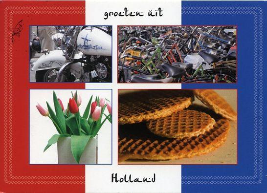 Symbols of Netherlands