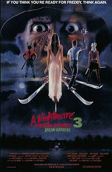 A Nightmare On Elm Street 3 Dream Warriors Is A 1987 Horror