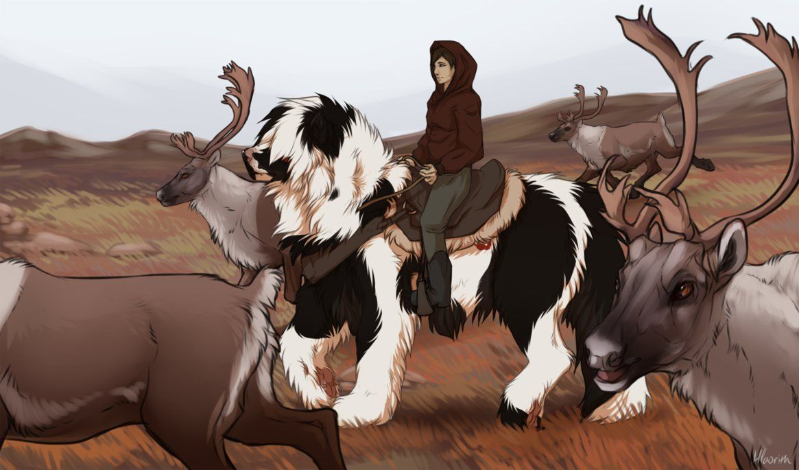 Rite of Hunt: Scoping the Herd by Hlaorith on DeviantArt