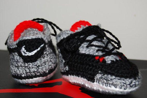 Taille Jordan Air 3 Fil De Crochet