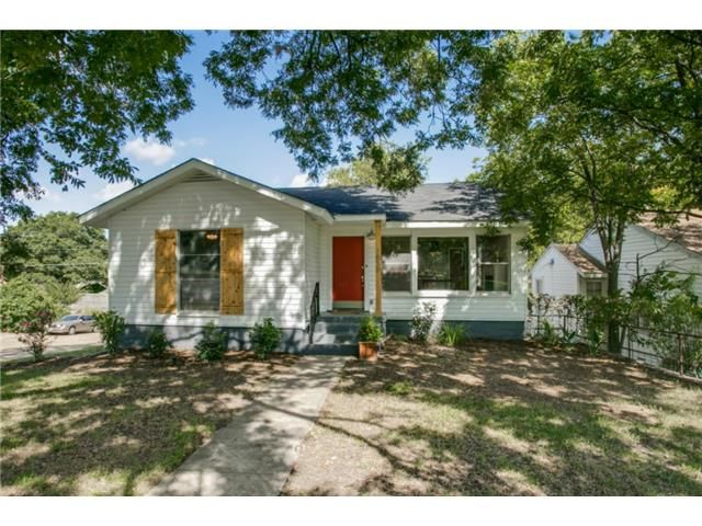 Discovering Oak Cliff Looking For A Value Then Look To Elmwood Dallas Real Estate House Styles