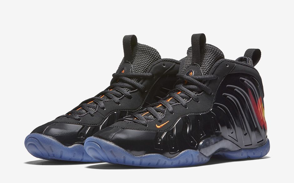 ce3d986f288e7 Official Images And Release Date For The Nike Little Posite One Halloween