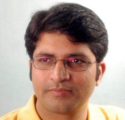 Astrologer Sidharth Jagannath Joshi