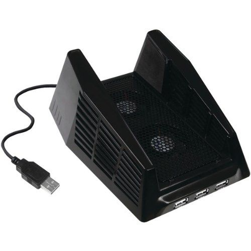 Xbox 360 R Turbo Cooling Fan With 3 Usb Hubs Game Searches