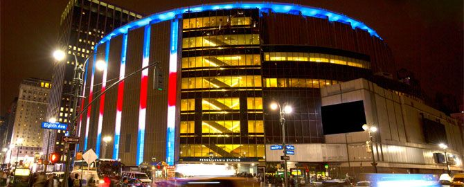 Tour Of Madison Square Garden | The Garden Tours Amazing Pictures
