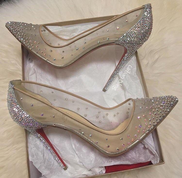 Green sparkle shoes | Heels, Stiletto heels, Sparkle shoes