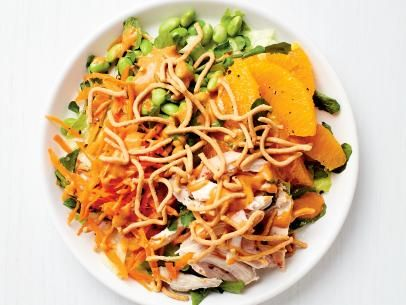 Asian chicken salad with peanut dressing recipe asian chicken asian chicken salad with peanut dressing recipe asian chicken salads asian chicken and dressings forumfinder Choice Image