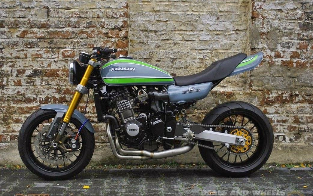 This Kit Converts The Look Of A Kawasaki Z1000 And Z750 Into Z900 Or