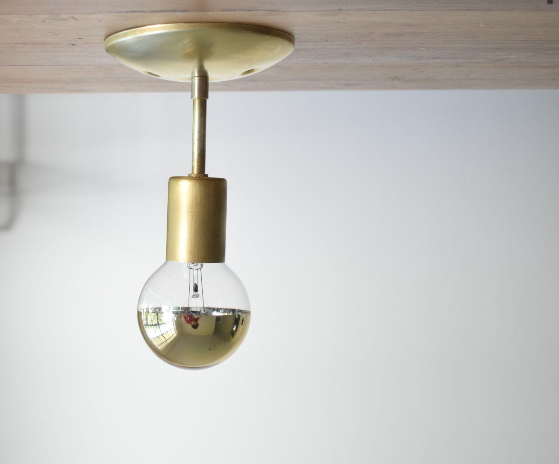 designer wall sconces lighting. Mod - Solid Brass Industrial Modern Wall Sconce Light. Globe Light Bulb. Bathroom Bedroom Designer Sconces Lighting M
