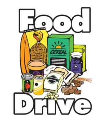 canned food cars etc clip art pinterest food drive drive rh pinterest com  food bank clip art free
