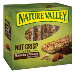 Coupon Save .50 on Nature Valley Nut Crisp Bars Chewy