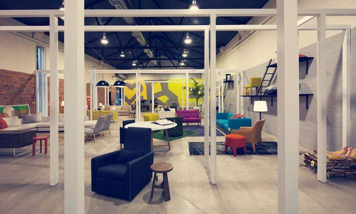 Jardan retail showroom by if architecture brisbane