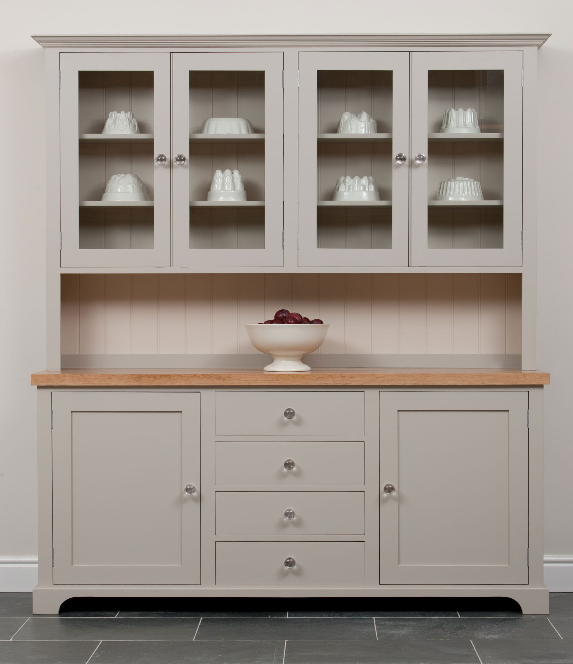 The Parsonage Dresser From Kitchen Is Shown Painted In Plover Gray Prices Start At LIKE THIS COLOR
