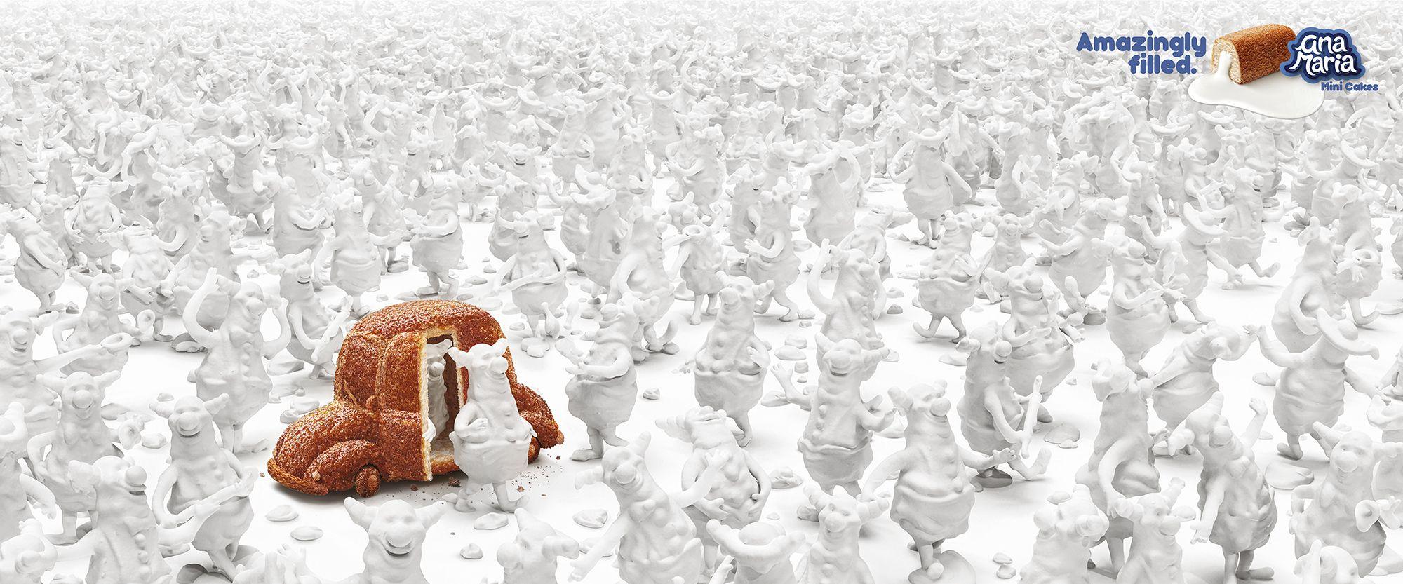 Adeevee - Bimbo Ana Maria: Amazingly Filled Advertising Agency:Africa, São Paulo, Brazil Creative Director:Sergio Gordilho, Rafael Pitanguy, Humberto Fernandez Art Director:Erico Braga, Humberto Fernandez, Gabriel Jardim Copywriter:Pedro Bullos, Ricardo Franco, Guilherme Aché Illustrator:Davila Studio