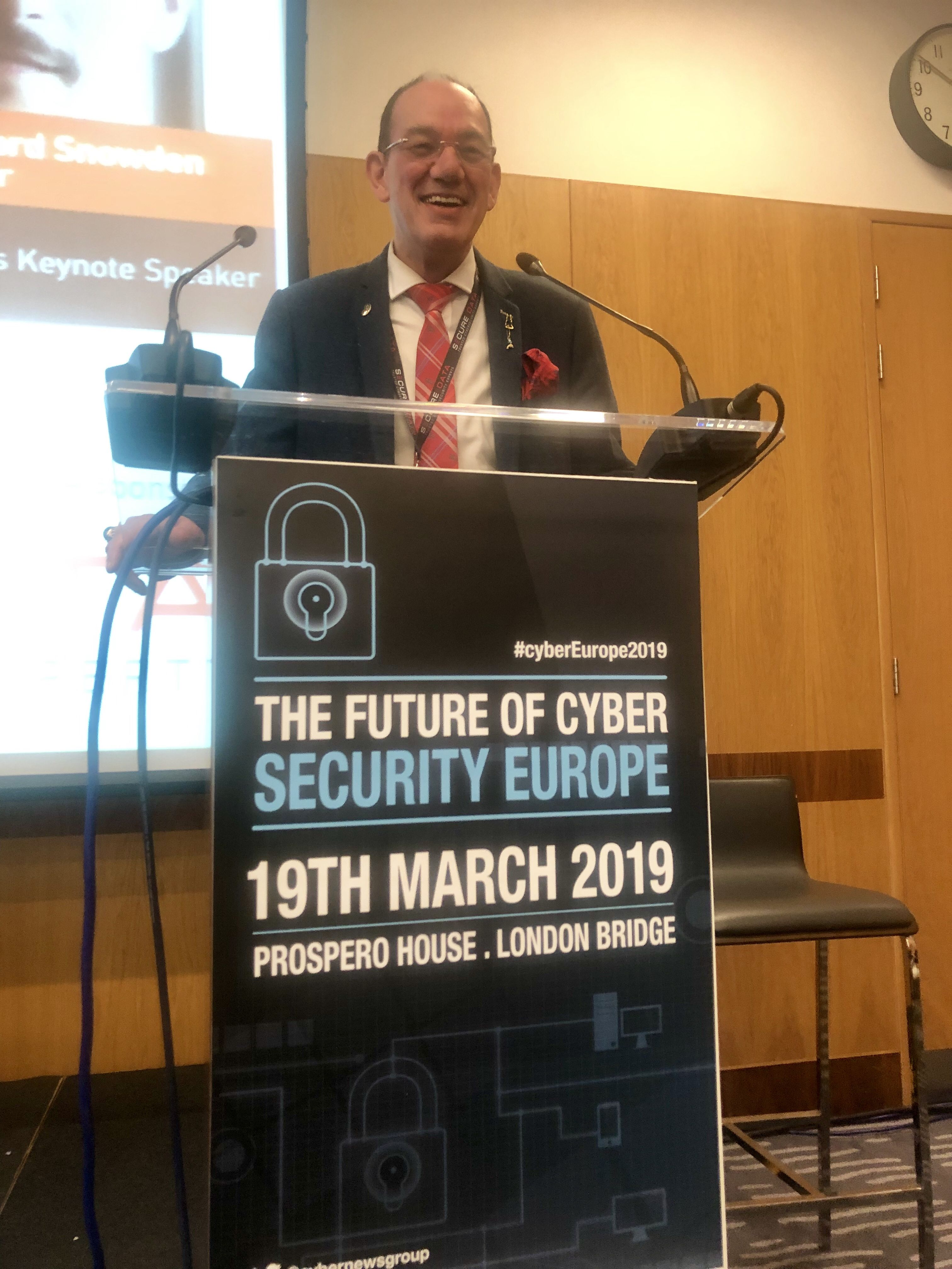 The Future of Cyber Security Europe (With images