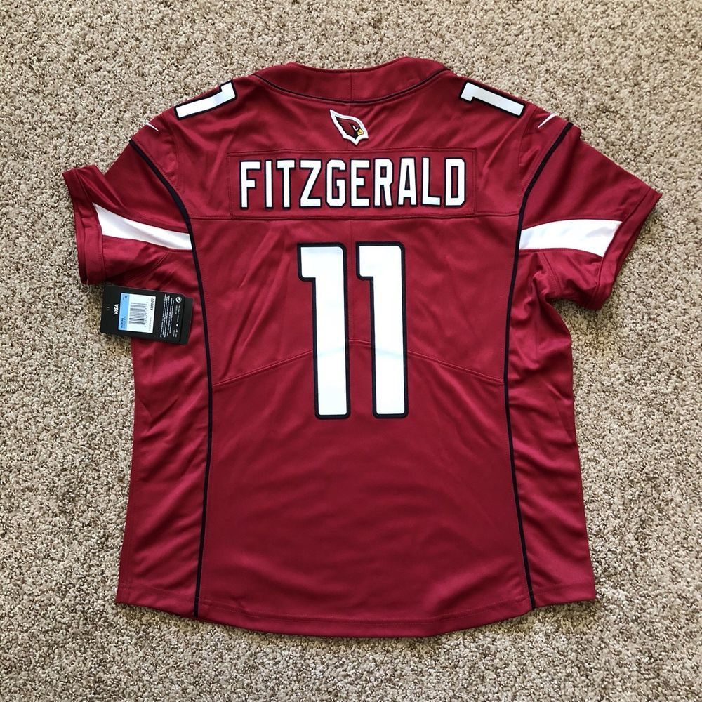 NEW Nike NFL Women s Arizona Cardinals Larry Fitzgerald  11 Limited Jers    64.97 End Date  Saturday Nov-17-2018 20 46 15 PST Buy It Now for… b5becff80