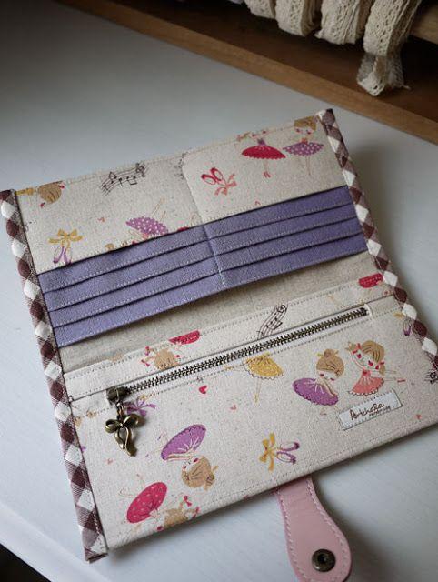 artchala handmade wallets sewing projects pinterest. Black Bedroom Furniture Sets. Home Design Ideas