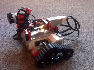 Battle Tank | LEGO/Mindstorms EV3 | Pinterest | Battle tank, Lego ...