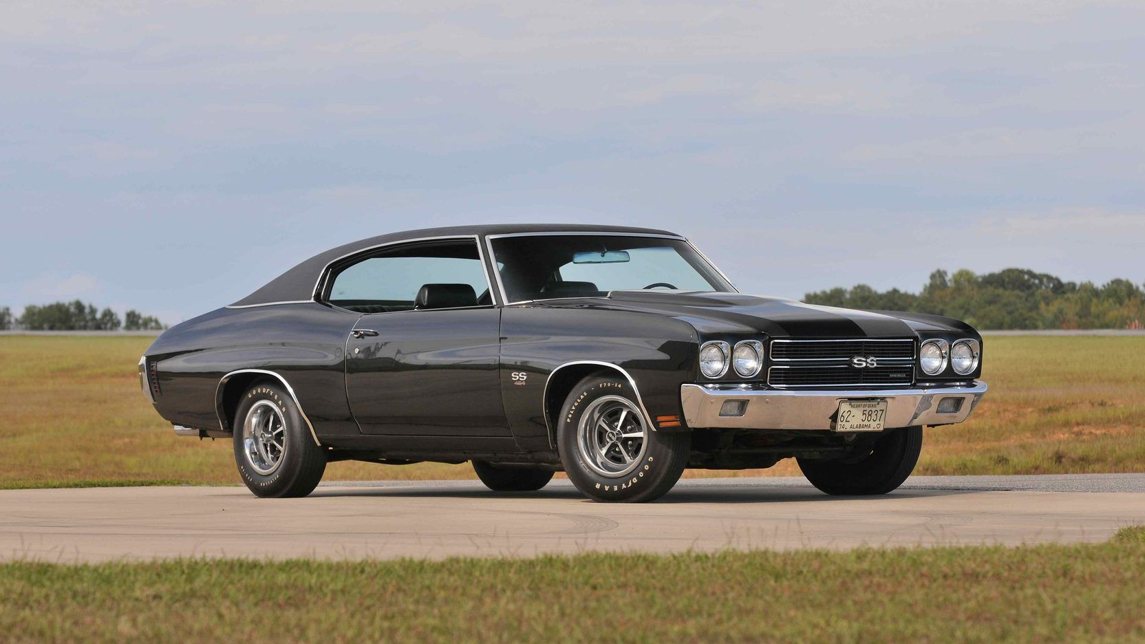 1970 Chevrolet Chevelle Ls6 Presented As Lot S112 1 At Harrisburg