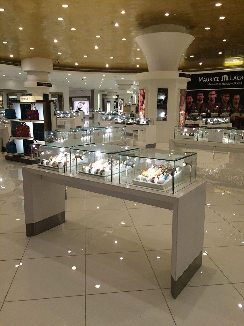display showcase display cabinet jewelry showcase watch showcase