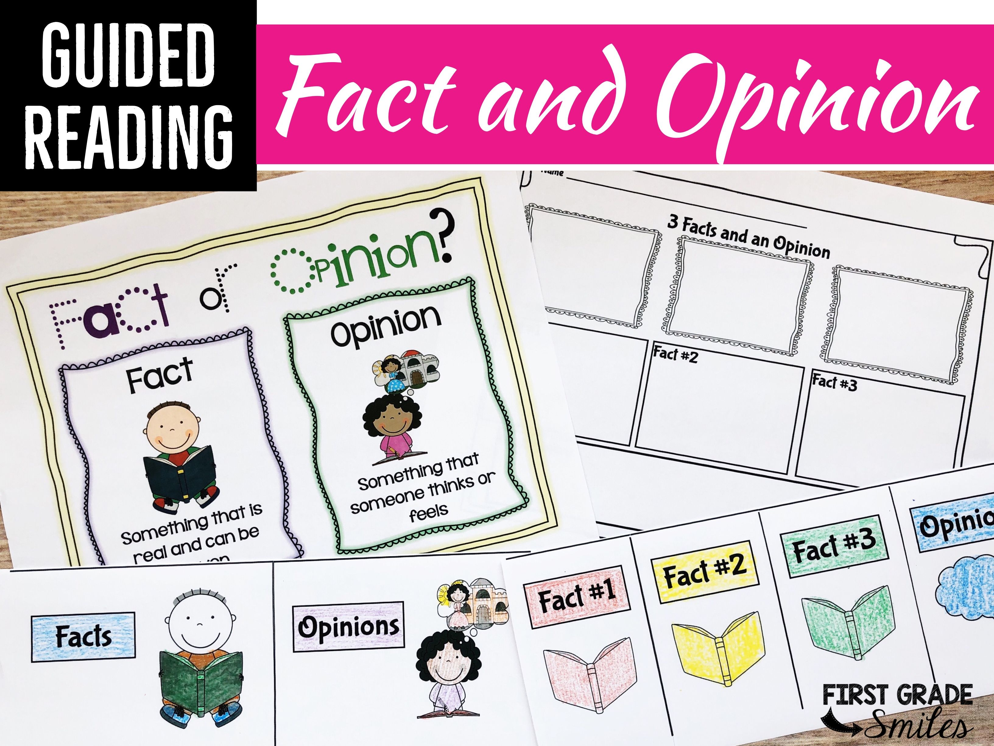 Reading Worksheets Fact And Opinion   Printable Worksheets and Activities  for Teachers [ 2448 x 3264 Pixel ]