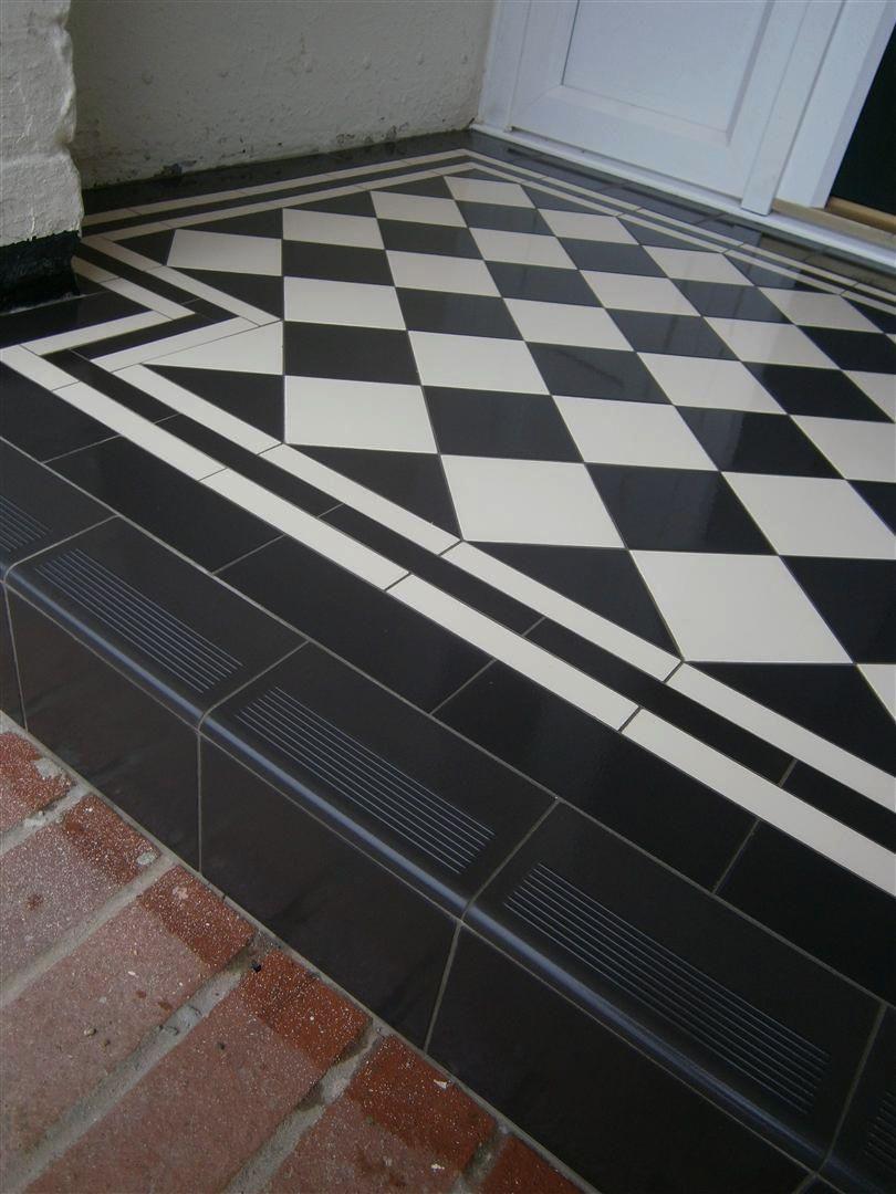 28 Porch Ideas That Epitomize Summer Bliss Porch Tile Tiled