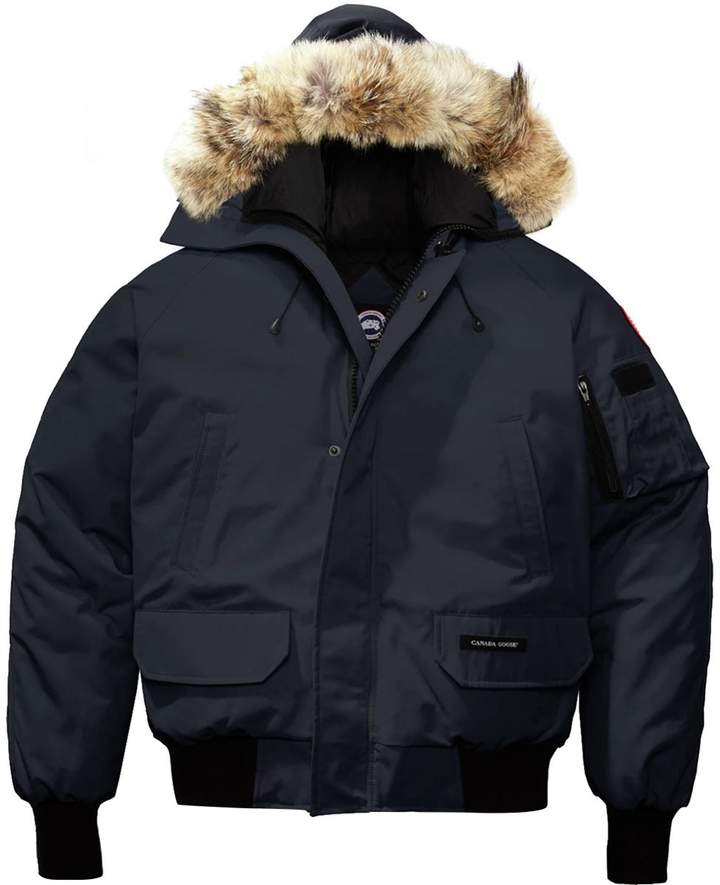 3161fe663 Canada Goose Chilliwack Bomber Down Parka - Men's | Products | Down ...