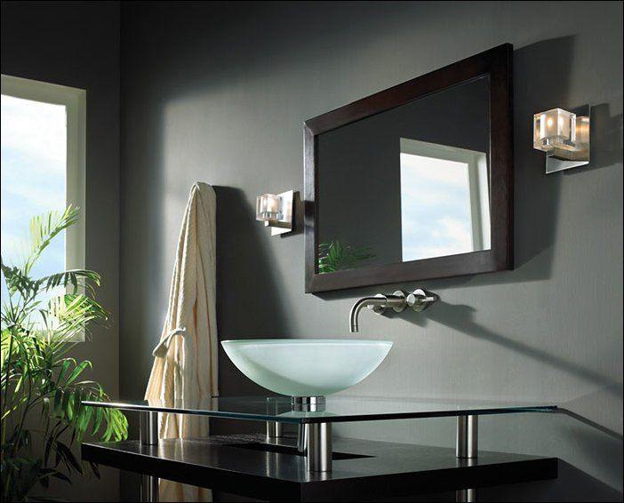 44 Perfect Bathroom Vanity Light Fixtures Ideas  Vanity Light Enchanting Light Fixtures Bathroom Design Inspiration