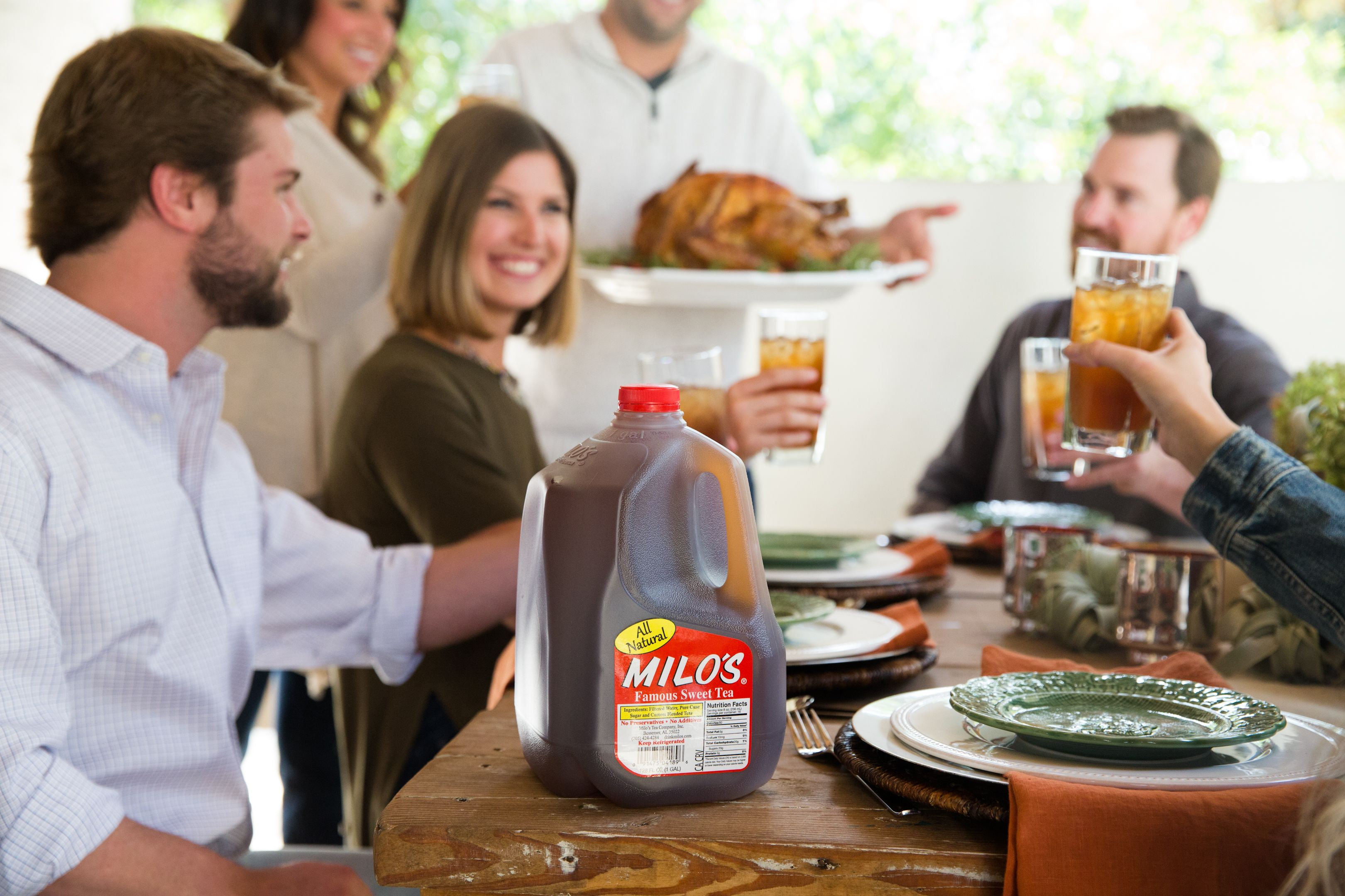 Cheers to the perfect turkey | Perfect turkey, Thanksgiving dinner, Tea  companies