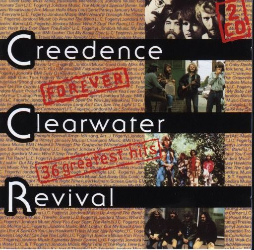 Clearance Clearwater Revival Greatest Hits | Download Creedence Clearwater  Revival - Forever 36 Greatest Hits (