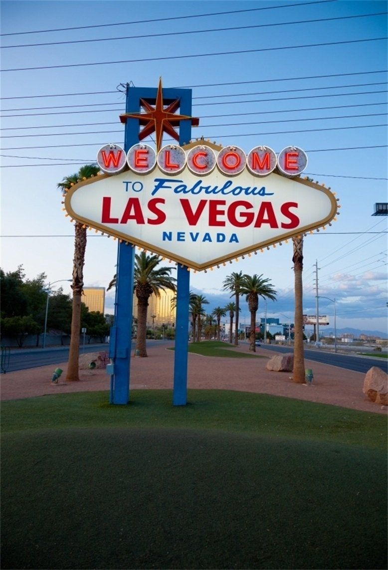 Pin On Welcome To Las Vegas Sign