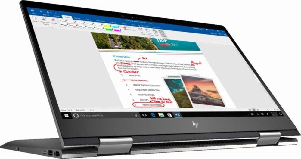 Nuevo Hp Envy X360 2 En 1 15 6 15m Bq121dx Pantalla Tactil Laptop