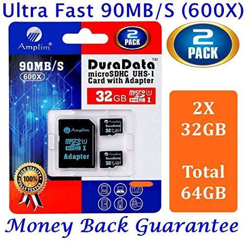 Tarjeta Micro SD de 128 GB de Alta Velocidad Clase 10 Micro SD SDXC Tarjeta con Adaptador