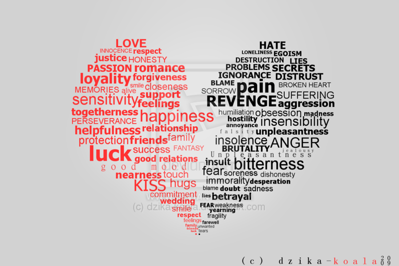 Love Vs Hate Quotes, Quotations & Sayings 2018